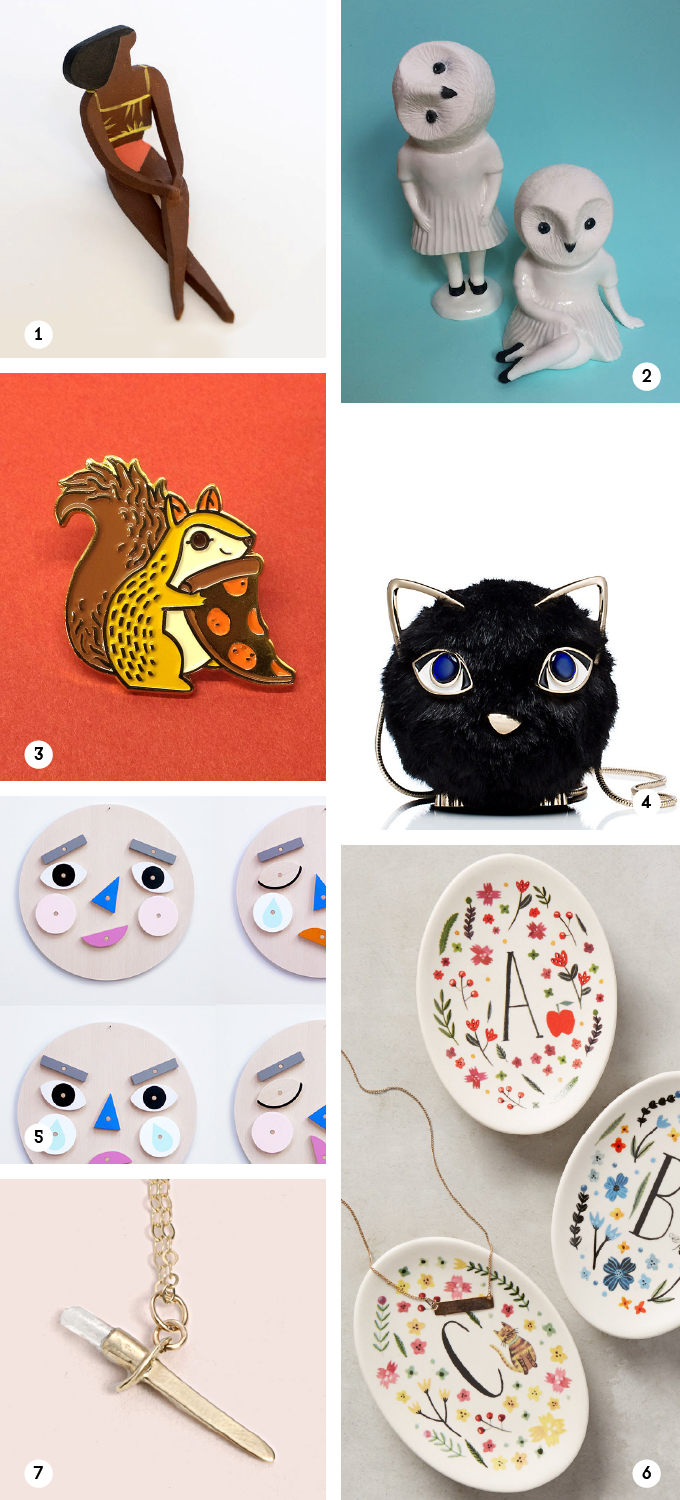 Illustrated product obsessions, September 30