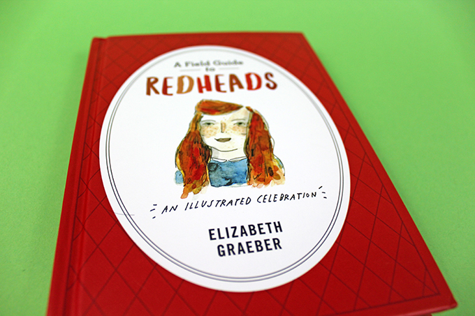 """A Field Guide to Redheads"" by Elizabeth Graeber"