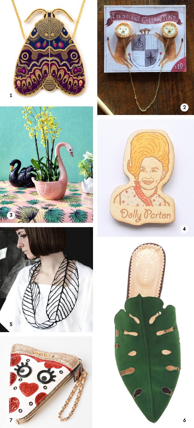 Illustrated product obsessions, October 14