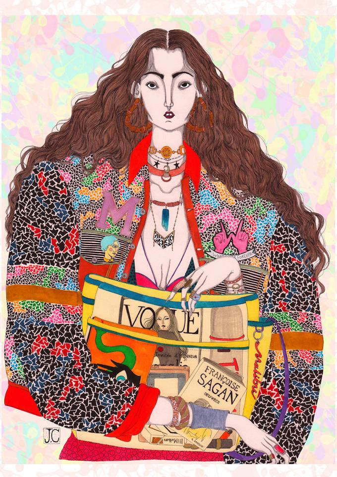 Illustration by Jérémy Combot