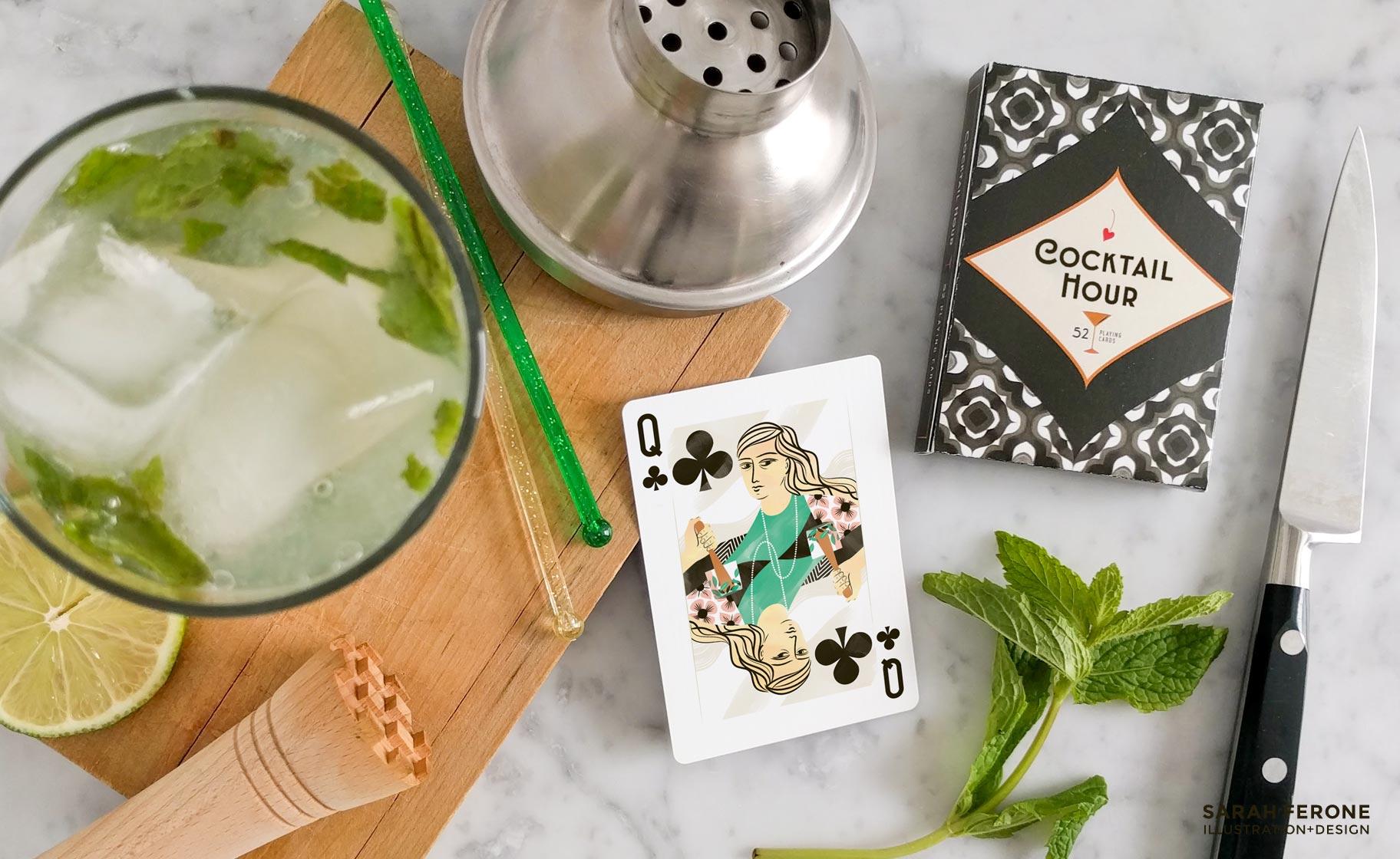 Sarah Ferone Cocktail Hour