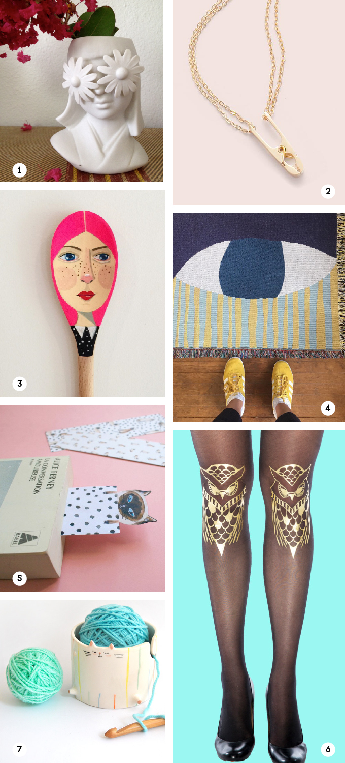 Illustrated product obsessions, November 18