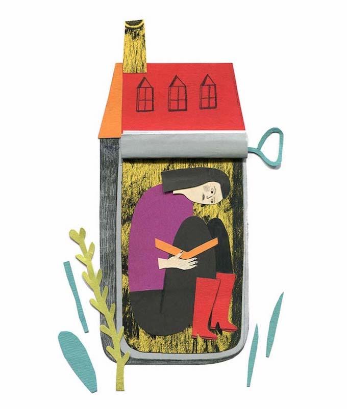 Irene Servillo illustration