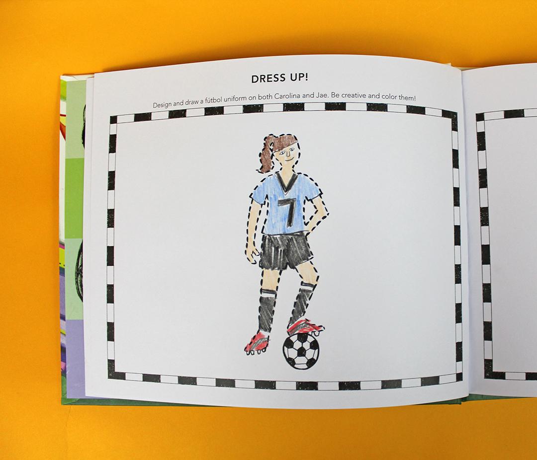 Fútbol! by Taleen Keldijan