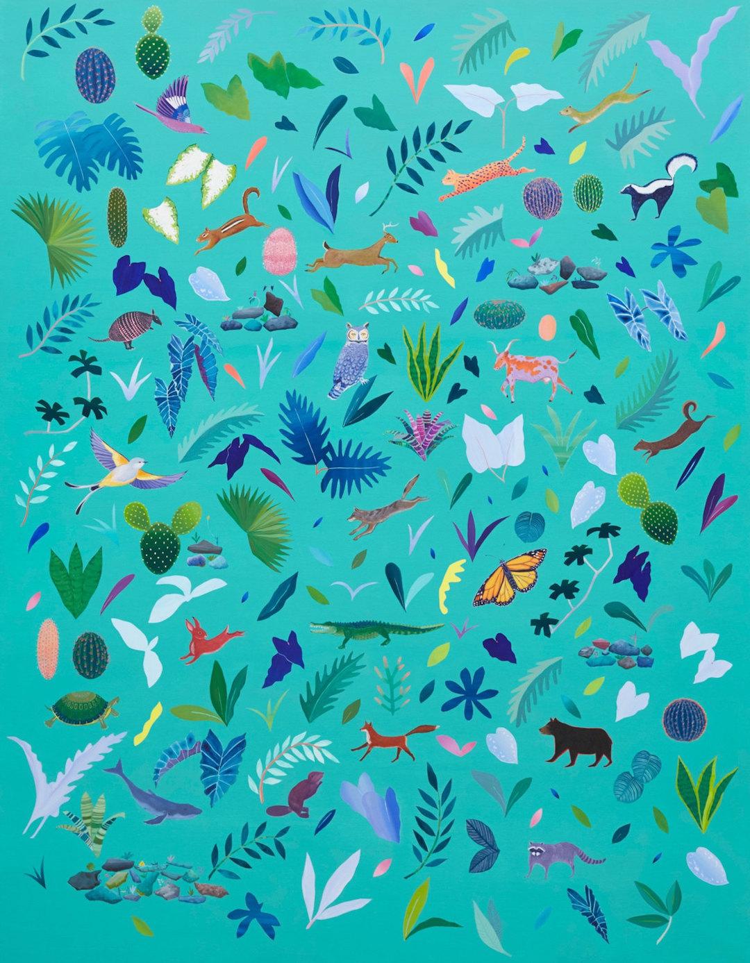 Little worlds by Celan Bouillet