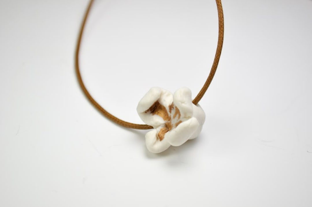 Ceramic Jewelry Is Like Accessorizing With Mini Sculptures