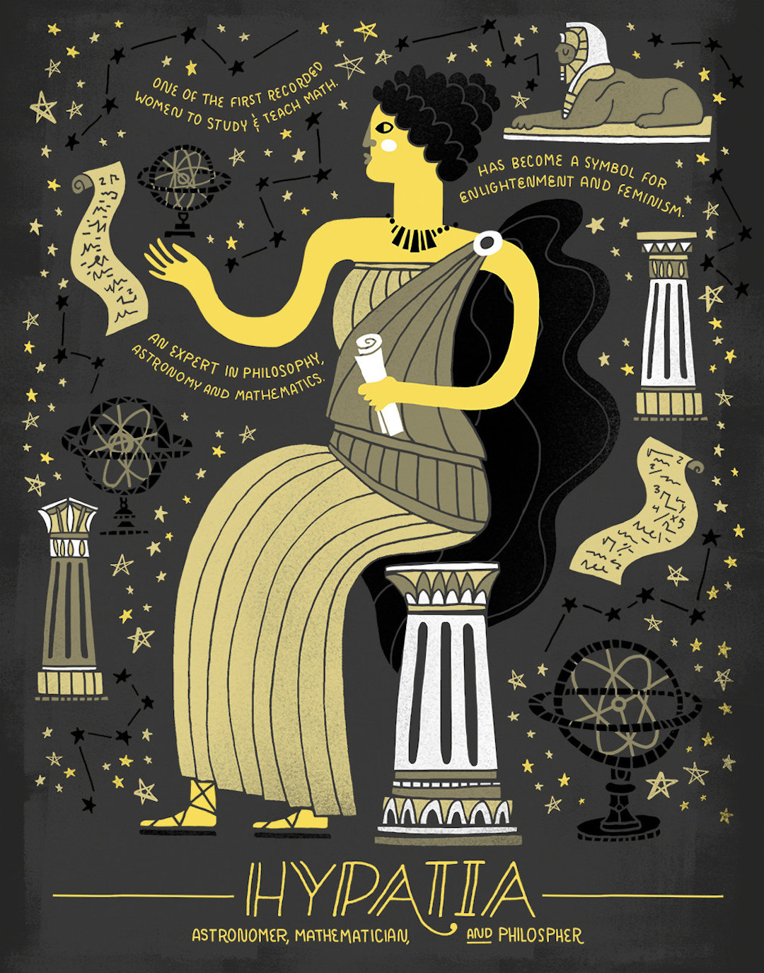 Rachel Ignotofsky women in science