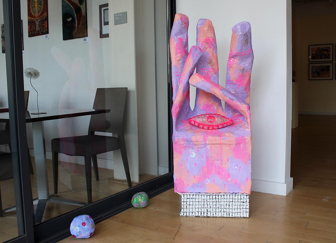 installation by aditi damle