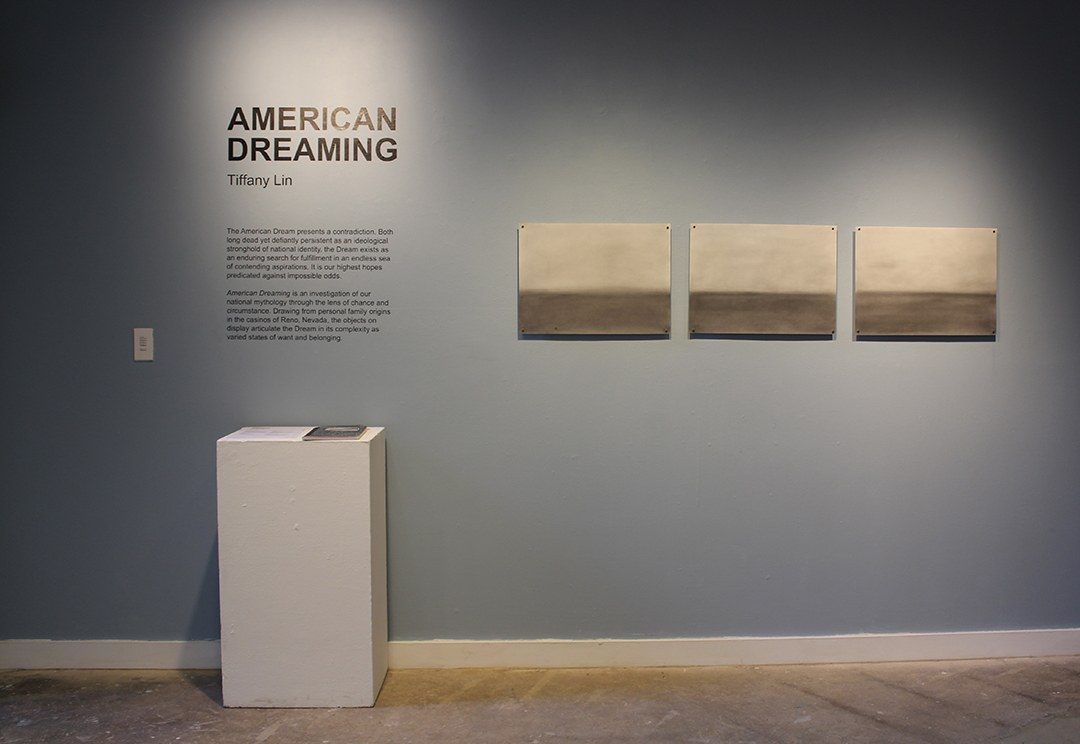 tiffany lin installation american dream