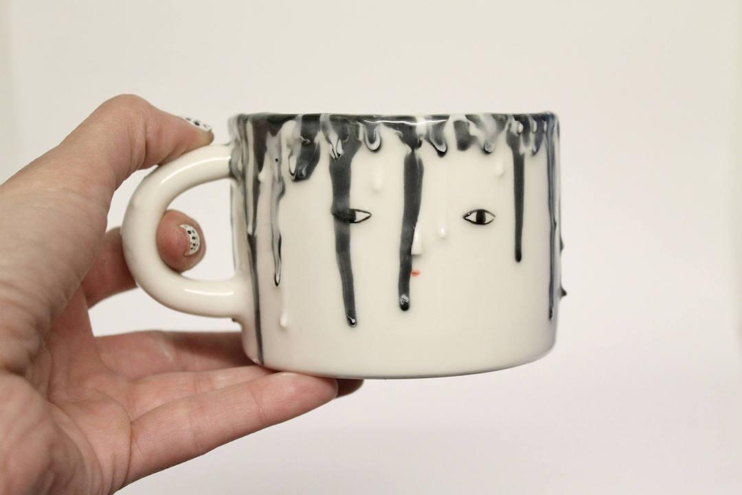 Drip pots by Kinska