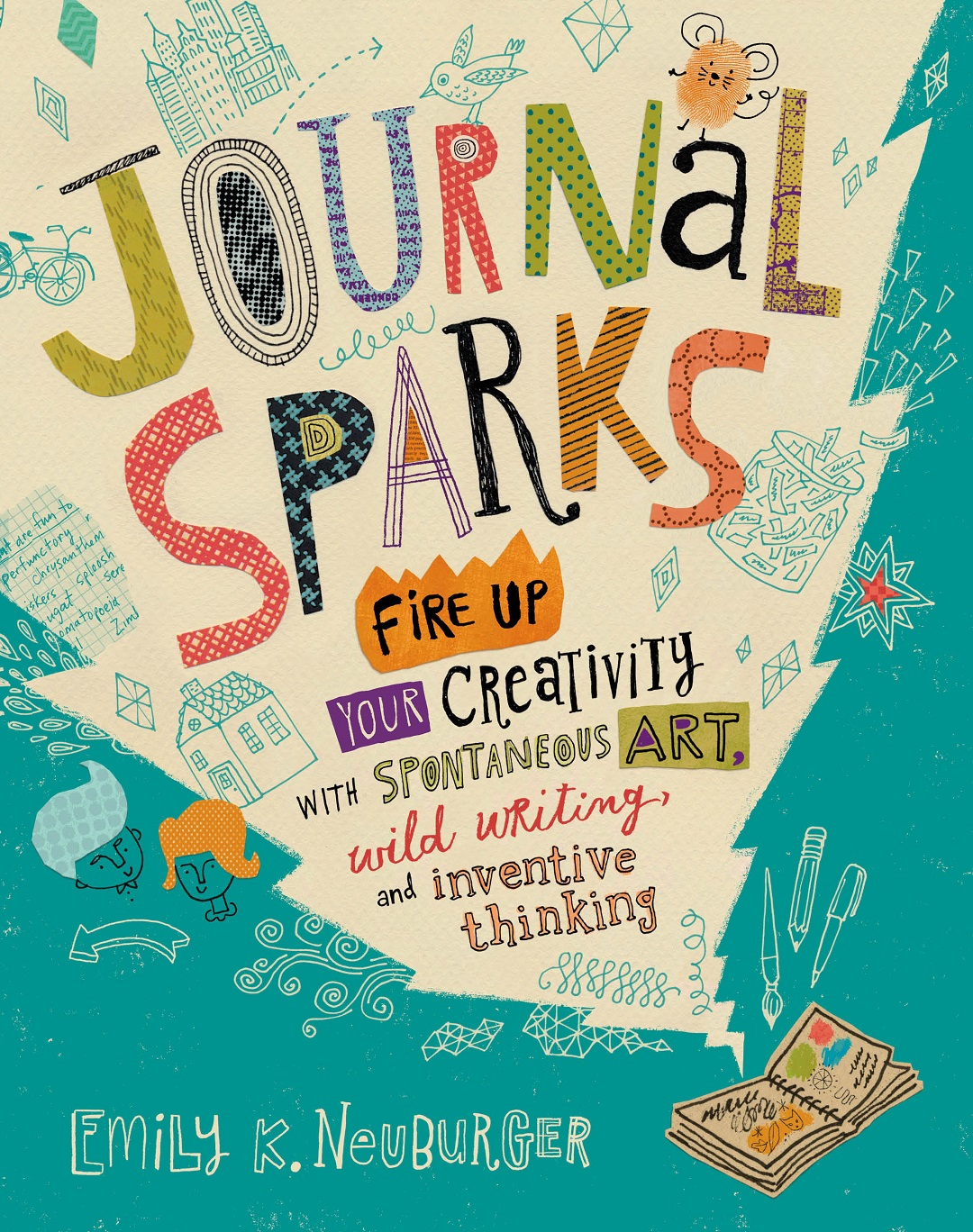 Journal Sparks by Emily Neuberger