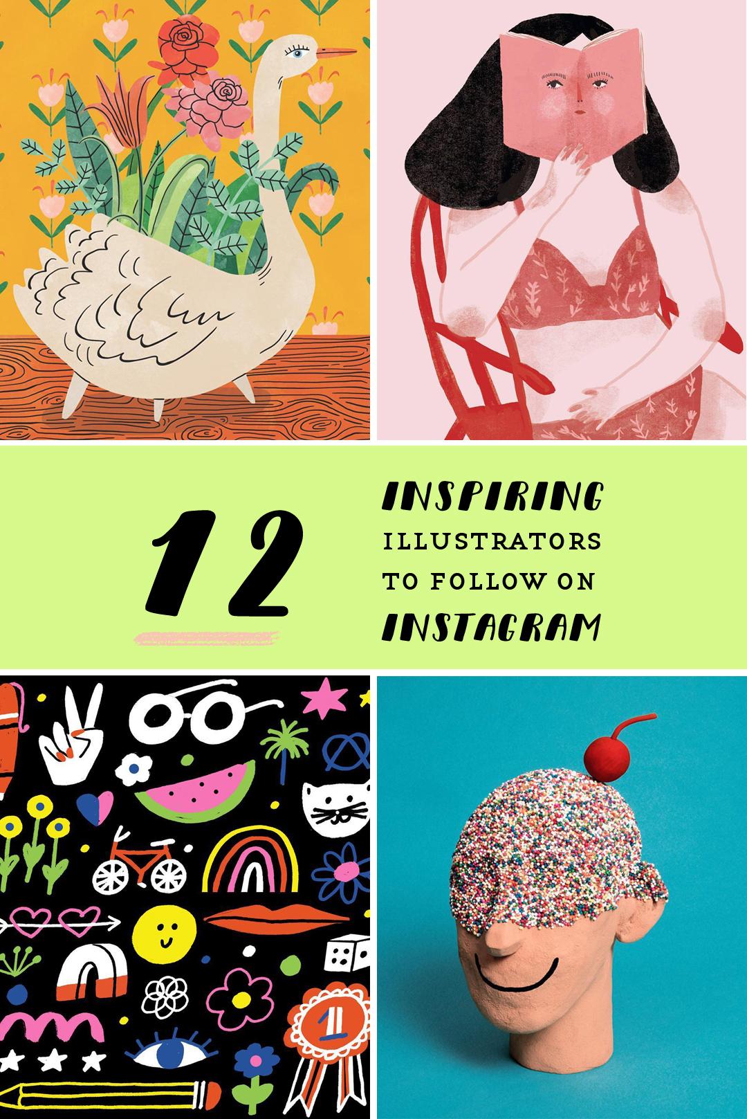 Best Illustrators to Follow on Instagram