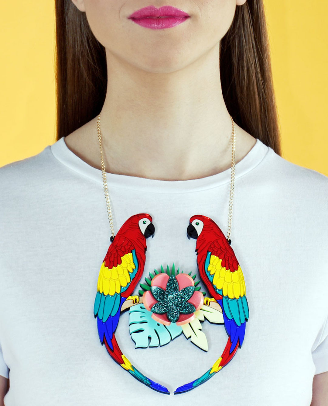 Funky Fashion Statement Necklaces