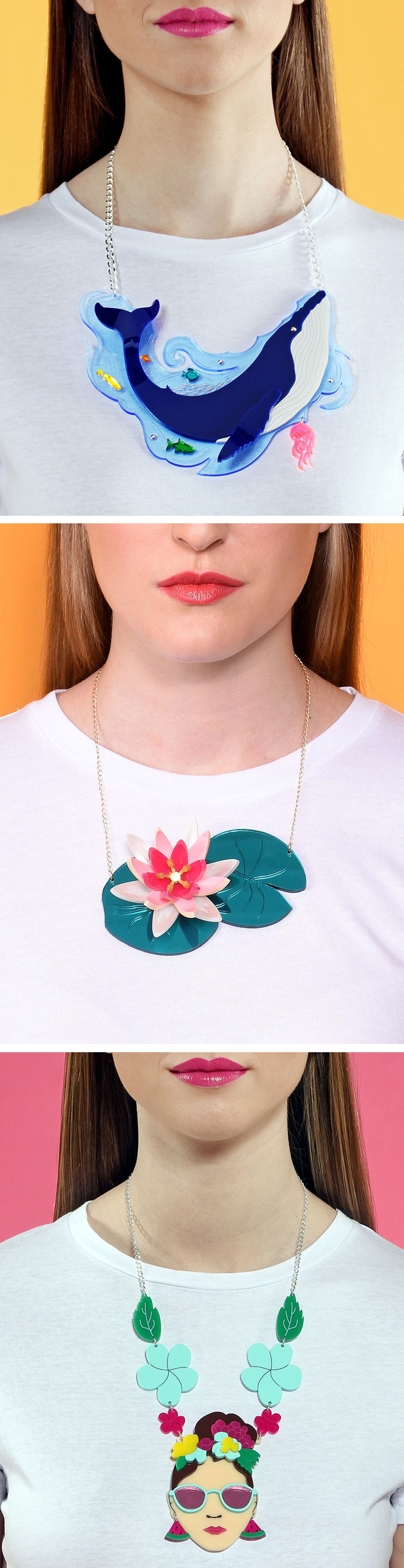 Funky Statement Necklaces