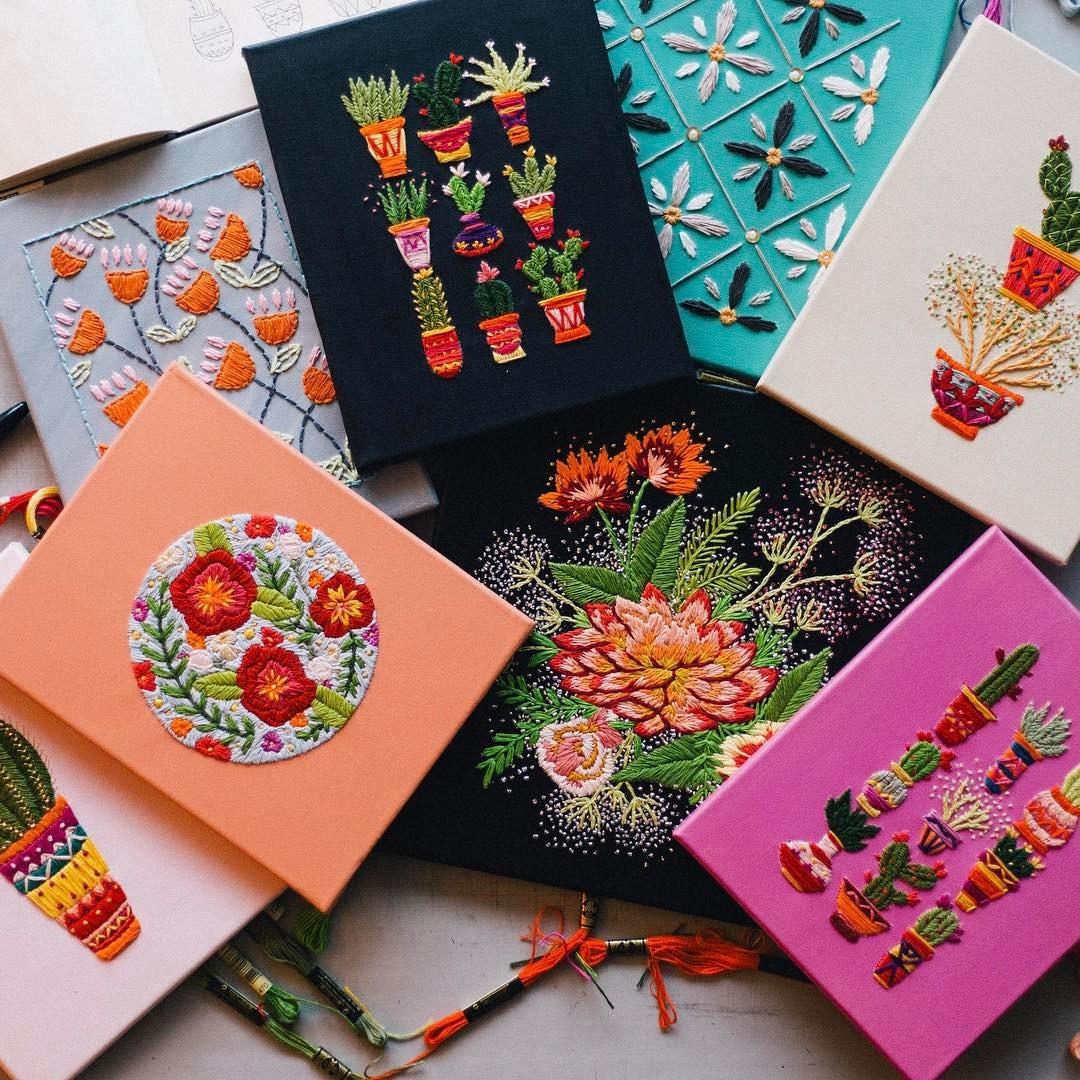 Modern Craft by TrueFort Embroidery
