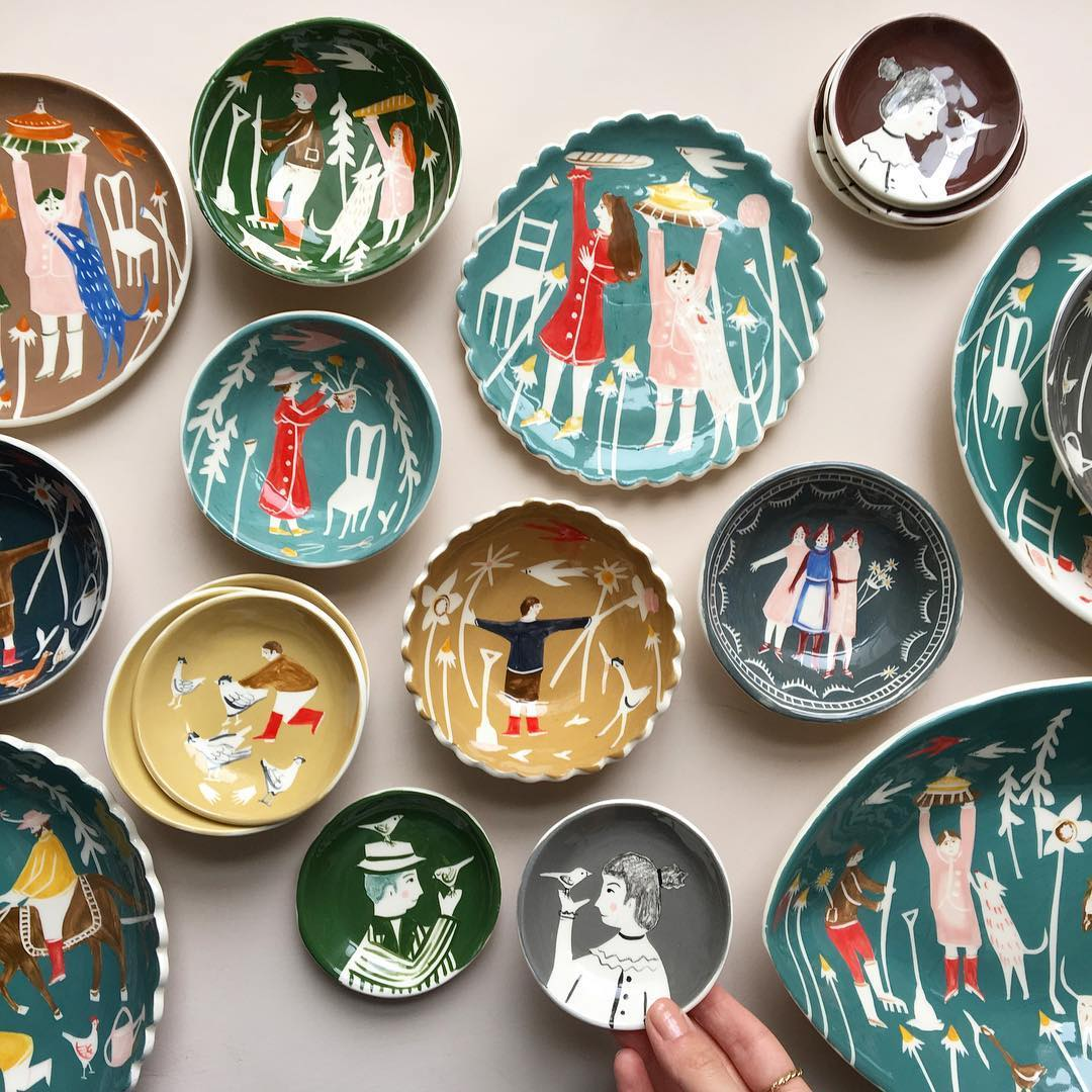 Inspirational Instagram: 11 of the Best Ceramic Artists on ...