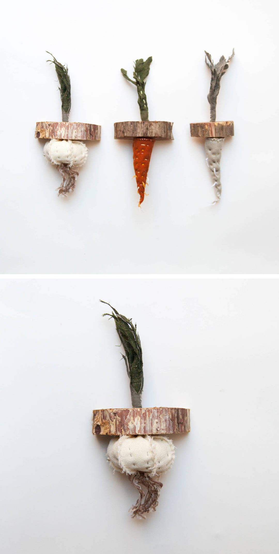 Felt crafts by Close Call Studio