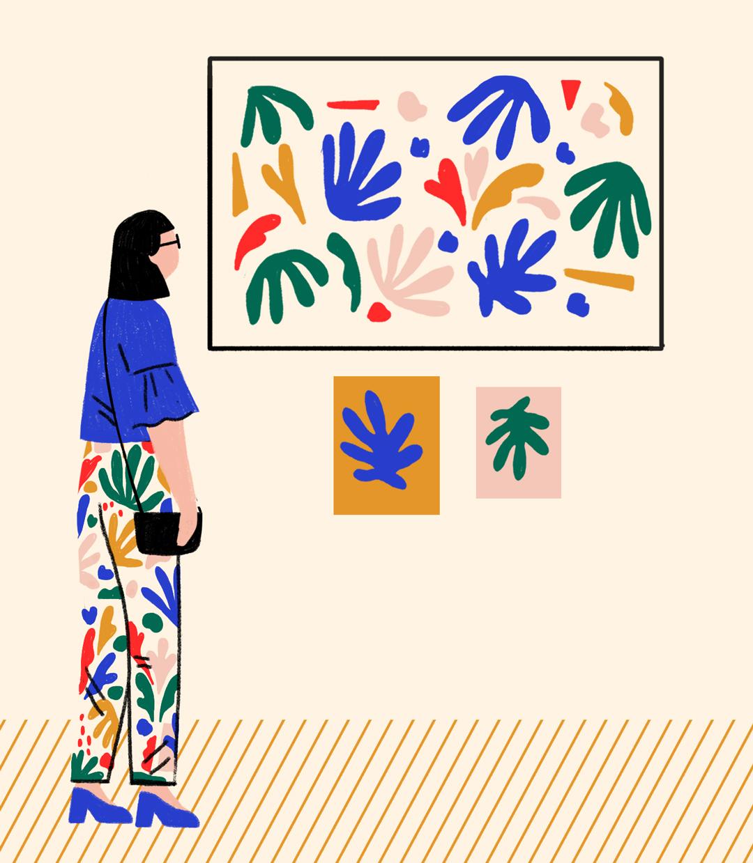 Abbey Lossing digital illustration