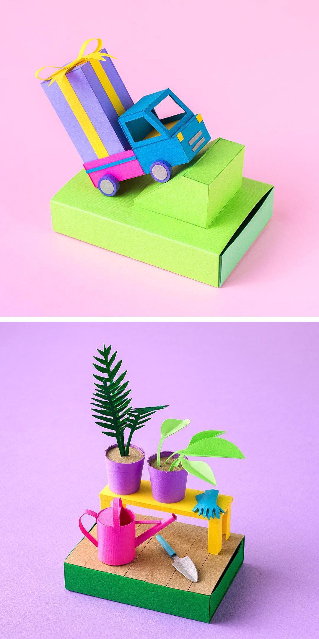 Cut Paper Art by Cheryl Teo