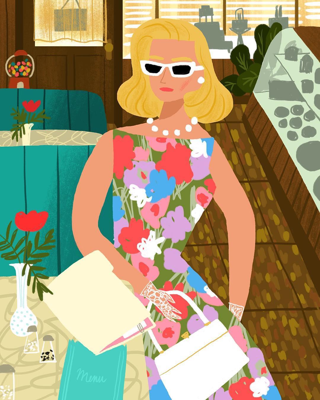 Illustration by Ellen Surrey