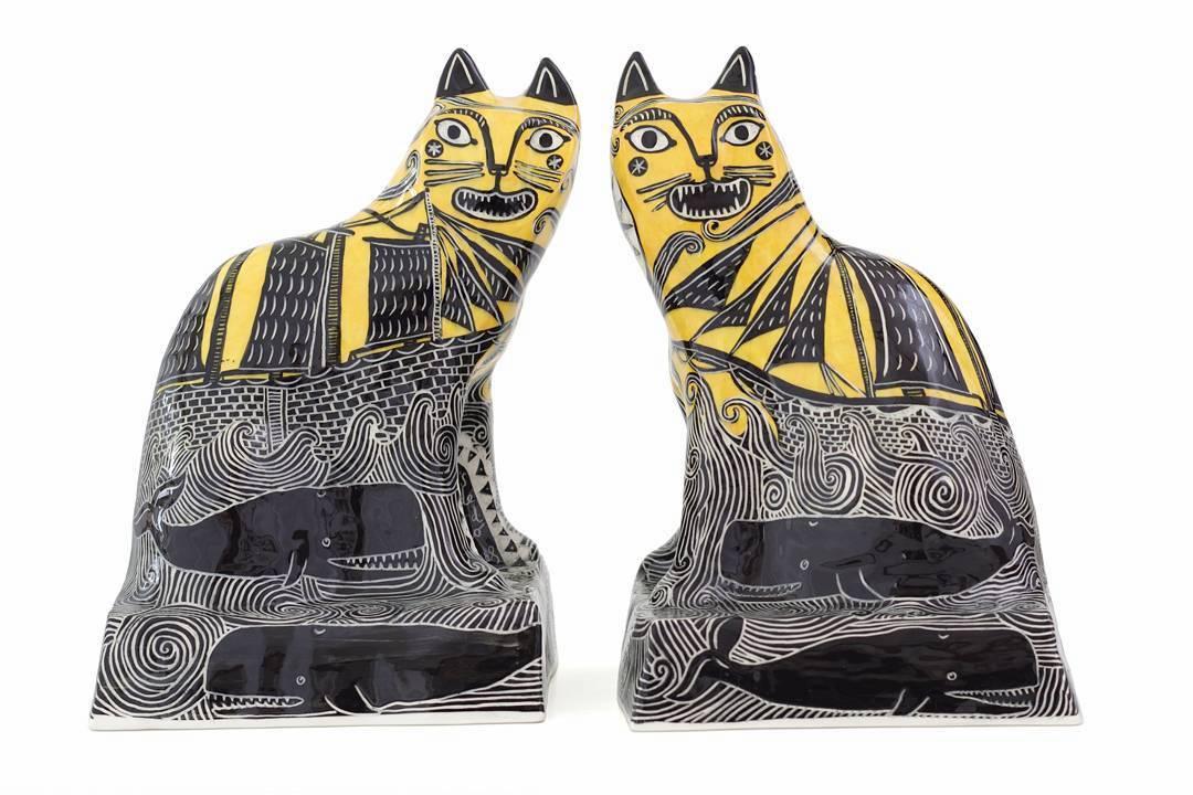 Vicky Lindo Staffordshire Cats