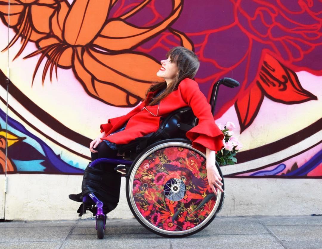 Izzy Wheels stylish wheel covers by Jane Newland