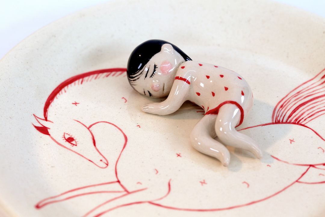 Ceramics by Lena Guberman