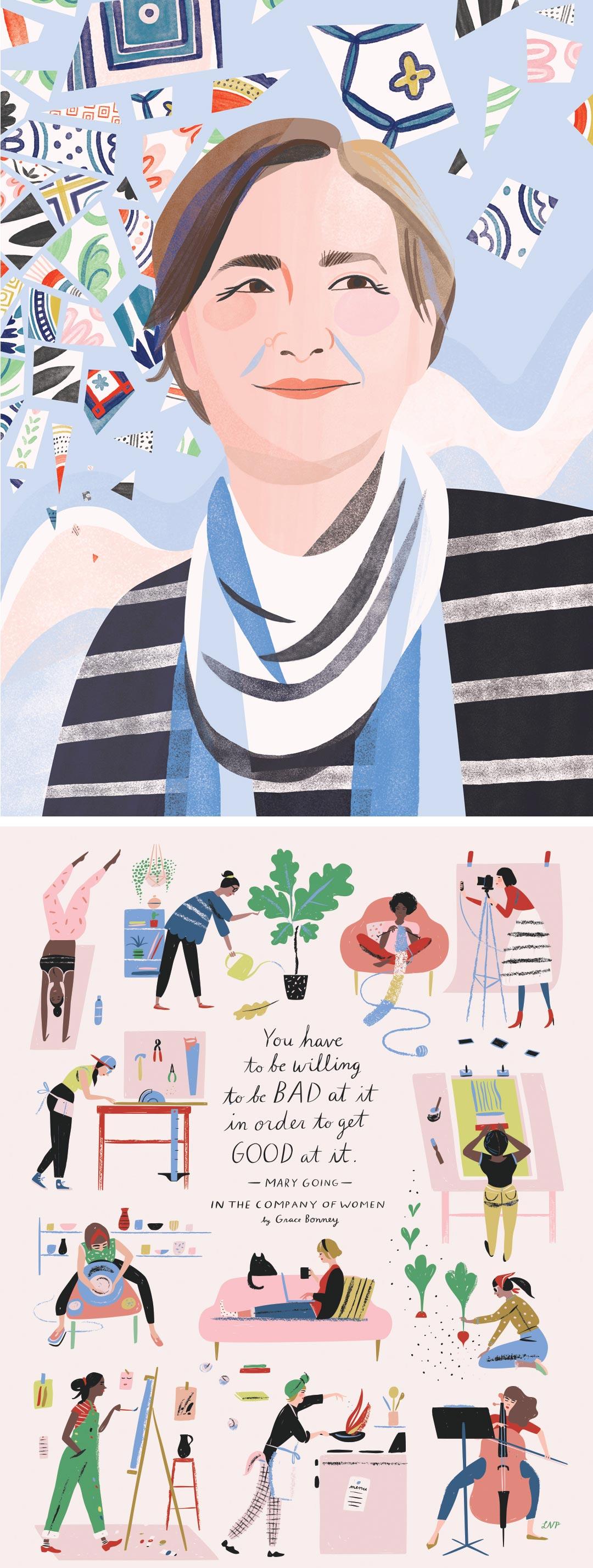 Libby Vanderploeg illustration