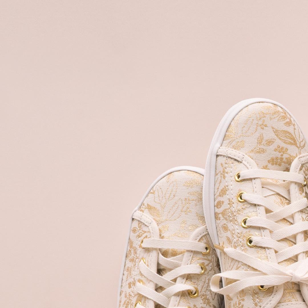 Rifle Paper Co x Keds Shoes