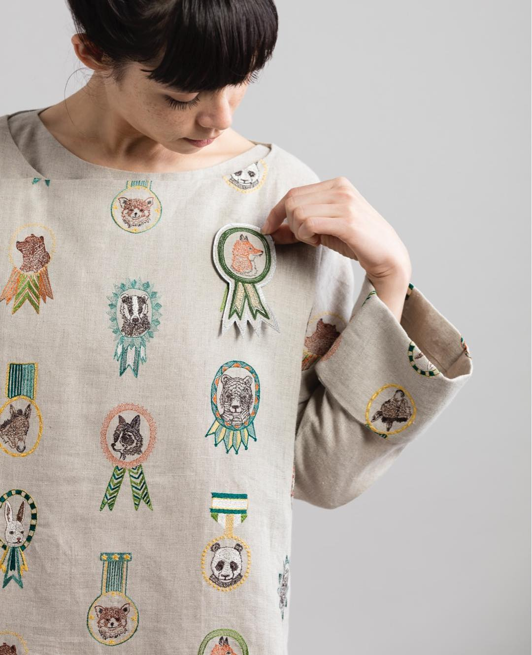Embroidery by Coral & Tusk
