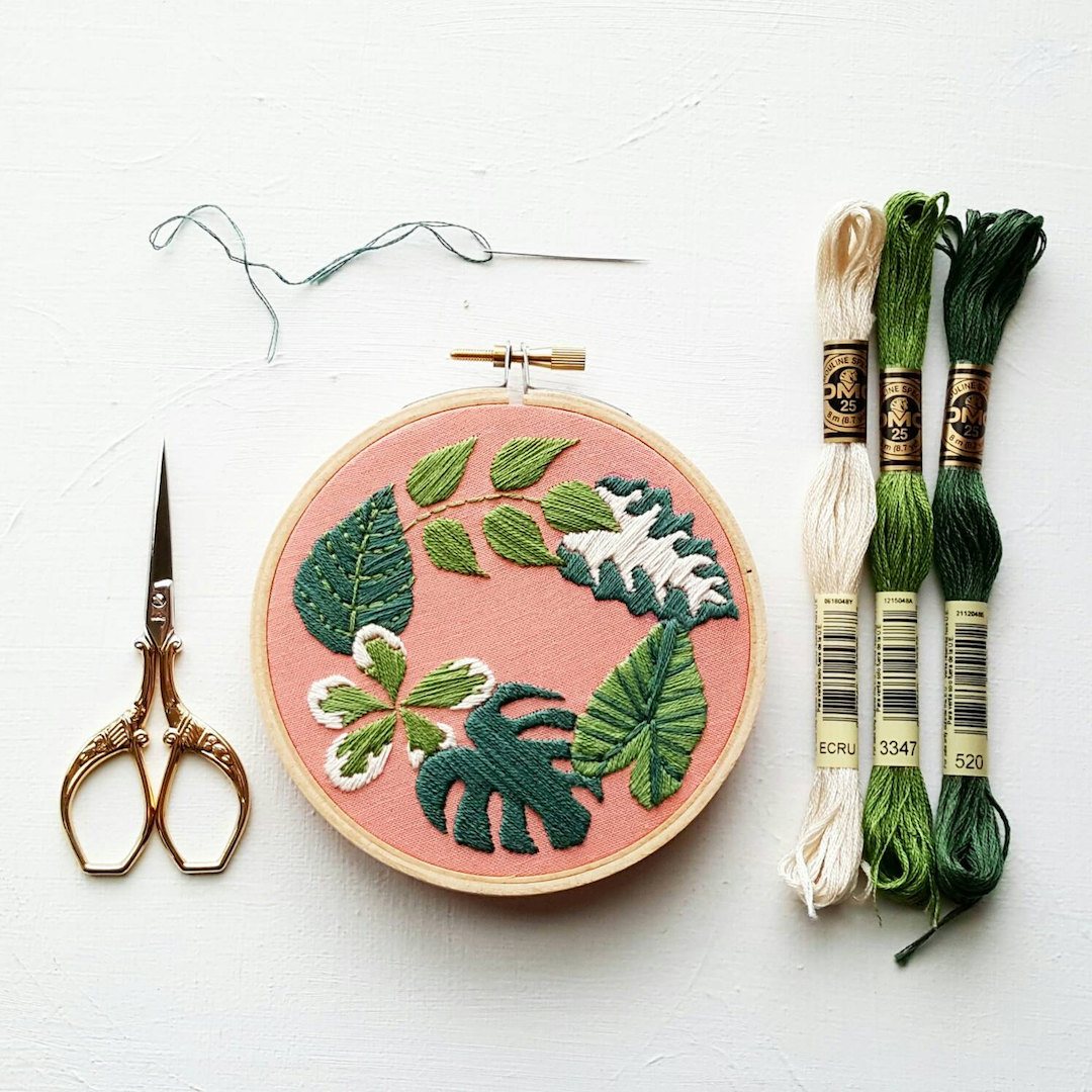 20 Hand Embroidery Patterns and Kits to Gift For the 2017 ...