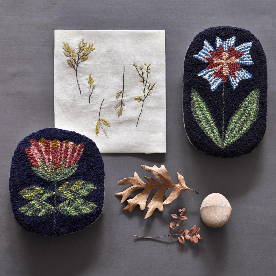 10 Punch Needle Embroideries That Ll Inspire You To Try It
