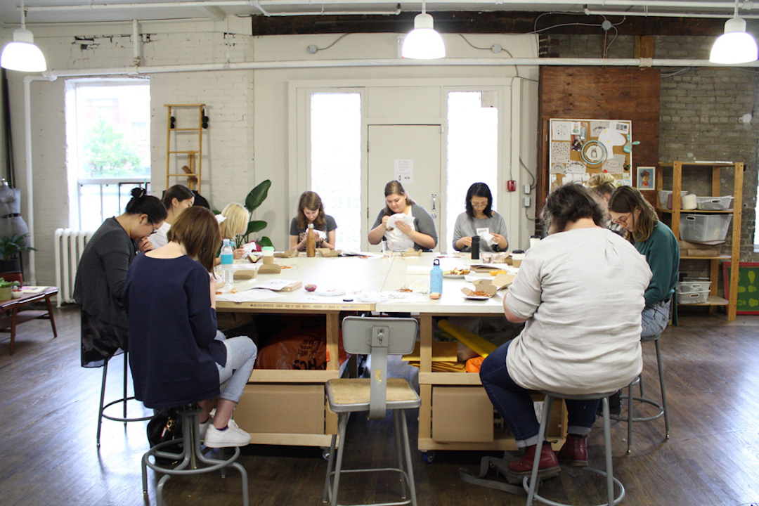 Noble Crafthouse, an artist residency in Toronto