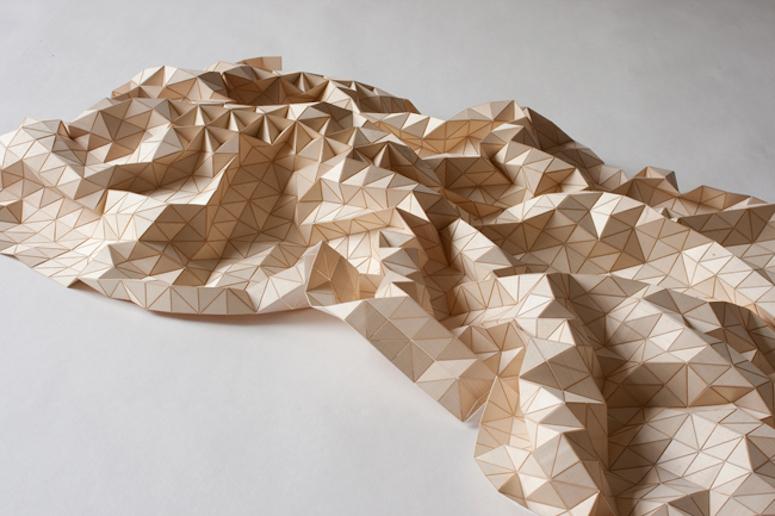paper mache teacup pattern  ann wood handmade
