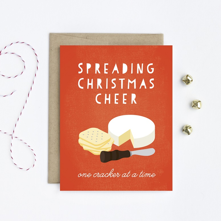 Friday Roundup: 25 Illustrated Holiday Cards (+ Where to Buy Them ...