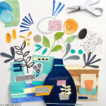 A Colorful Collage Sketchbook is a Modern-Day Homage to Matisse