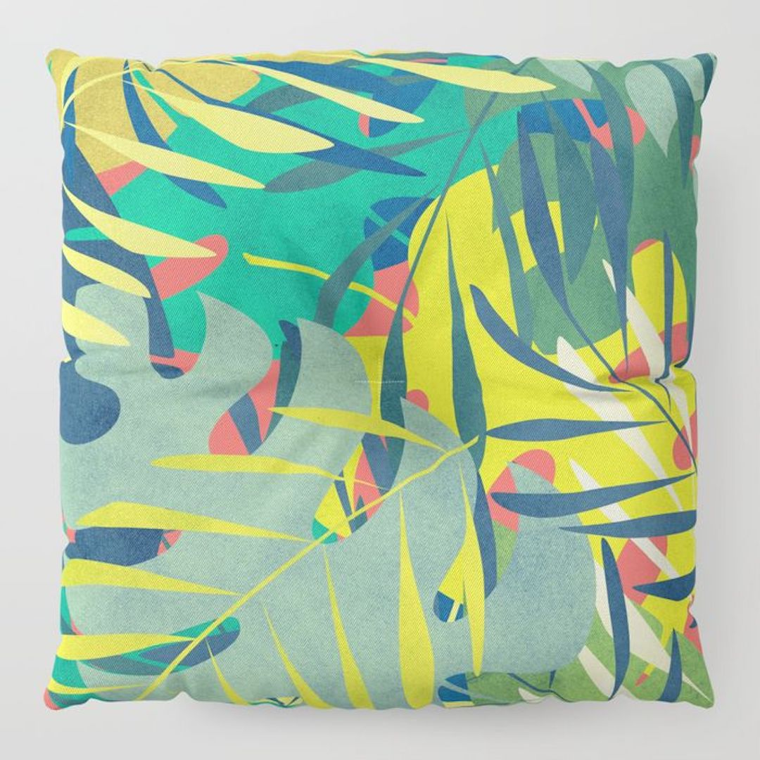 Get Situated with Illustrative Comfy Seating from Society6
