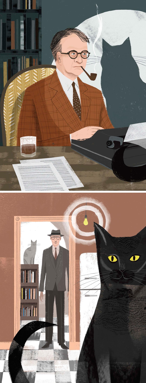 Cats Men Profiles Notable Crazy Cat