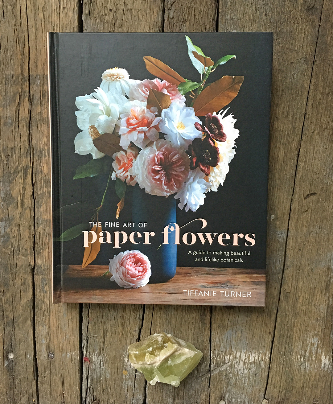 Learn how to make faux blooms with paper flowers diy the fine art of paper flowers by tiffanie turner paper flowers diy mightylinksfo