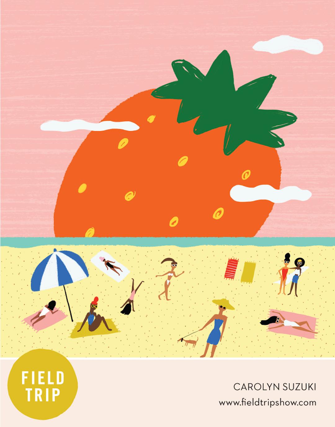 Illustration by Carolyn Suzuki