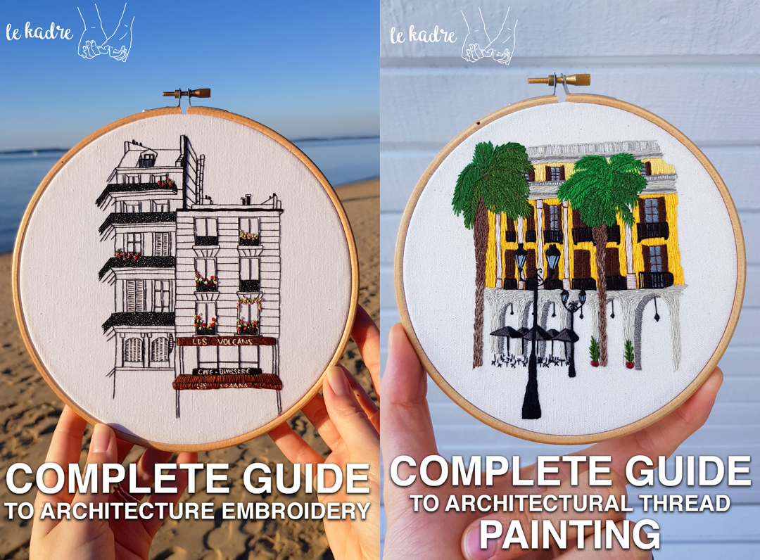 Online Embroidery Classes Will Teach You Everything You Need to Know About Stitching Architecture