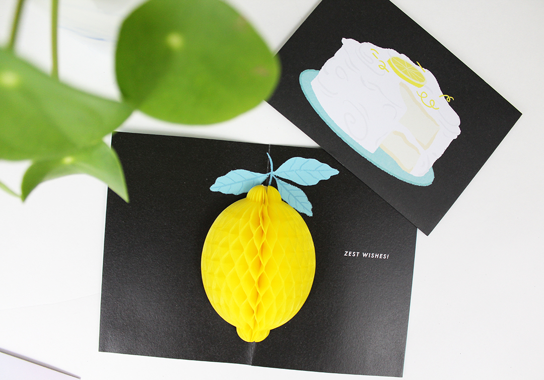 Pop up card by Up With Paper