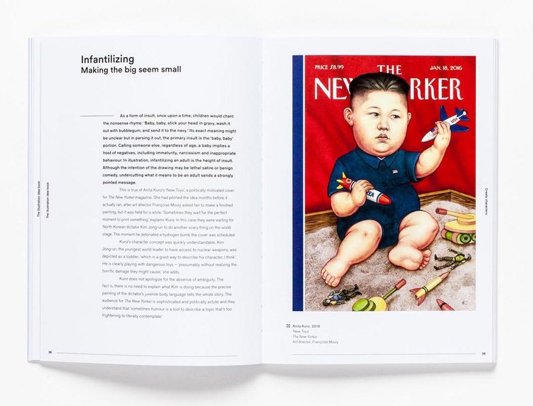The Illustration Idea Book // illustration ideas