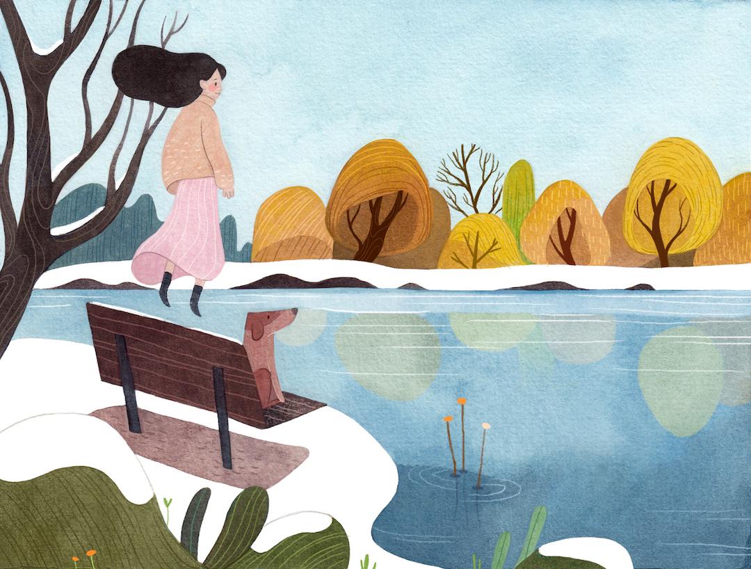 Illustration by Vivian Mineker