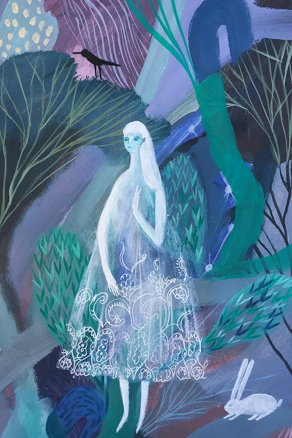 Illustration by Sofia Moore