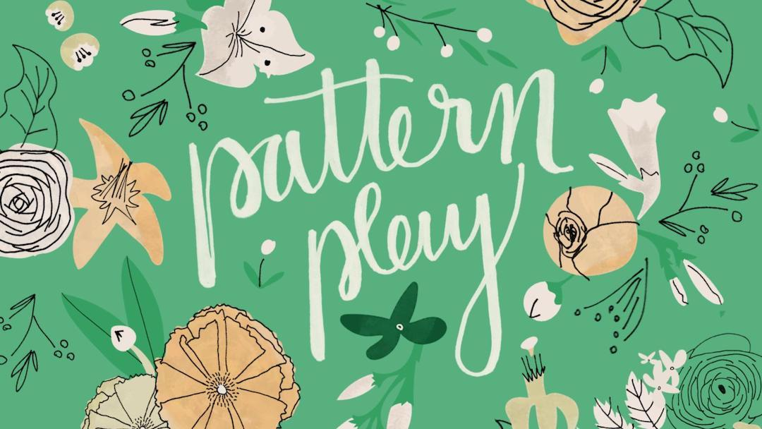 Learn to make patterns on Skillshare