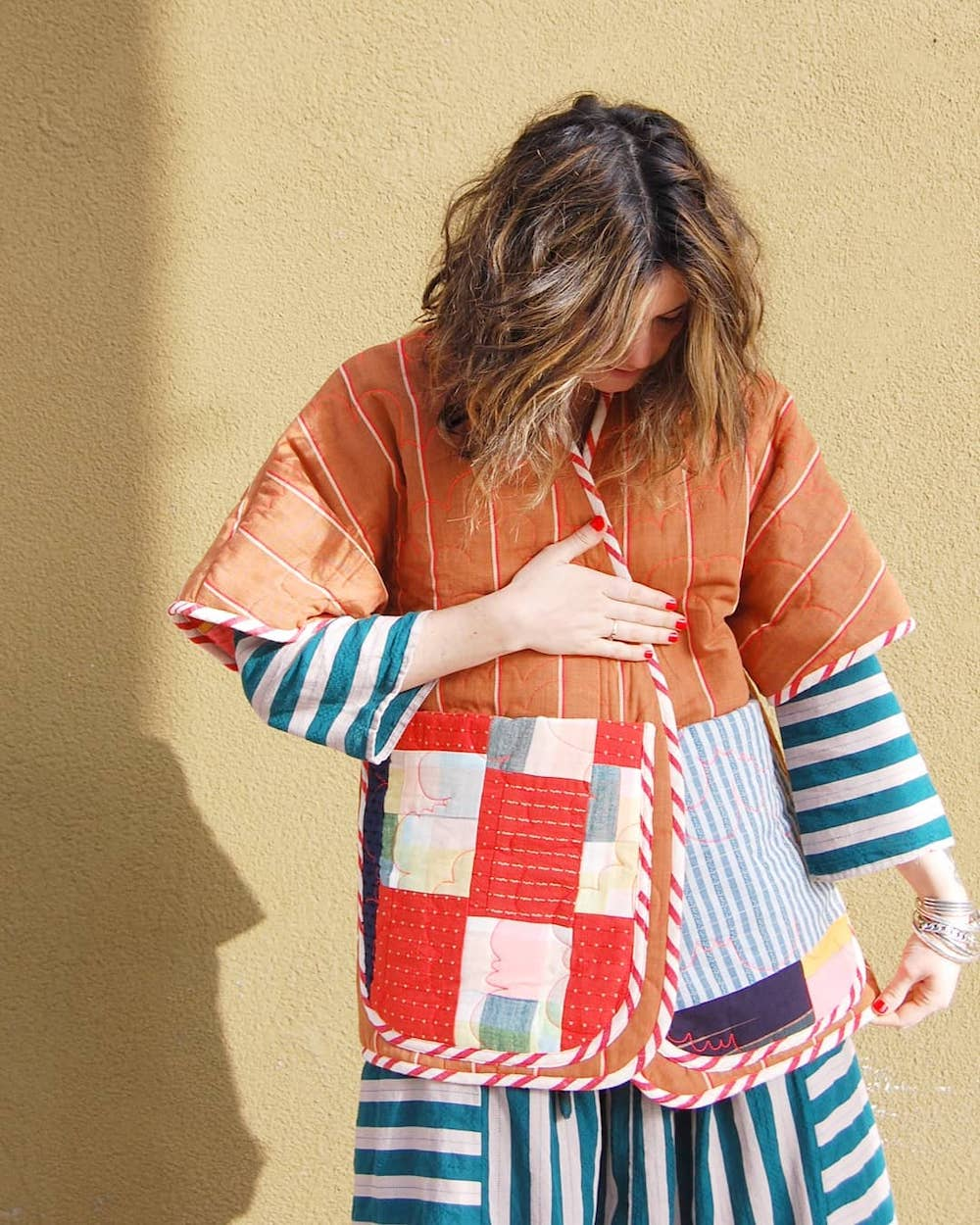 These Contemporary Quilt Jackets are a Stylish Way to Cozy Beyond Your Bed