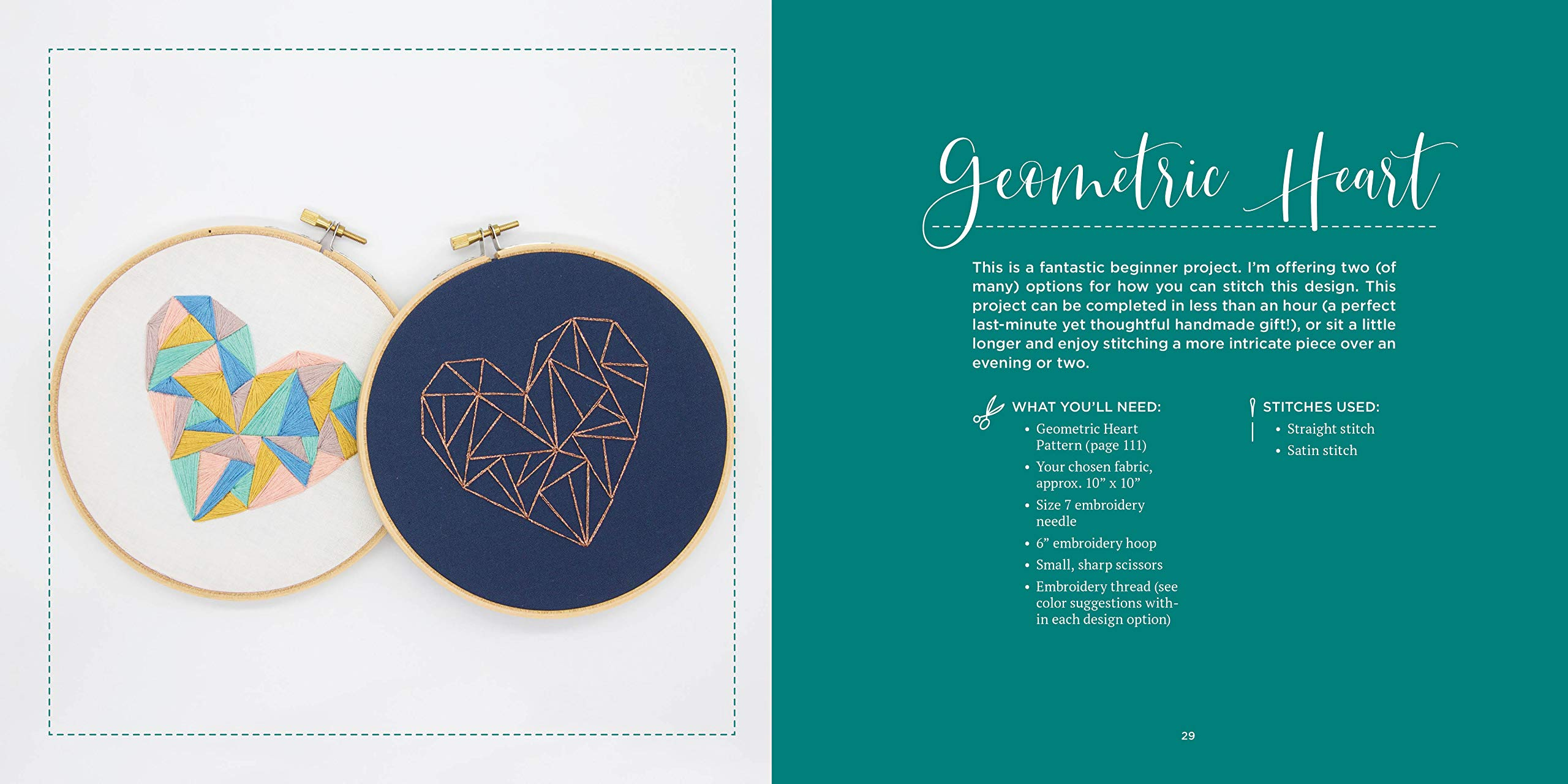 Threadfolk embroidery projects