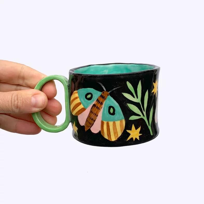 Ceramic mug by Togetherness