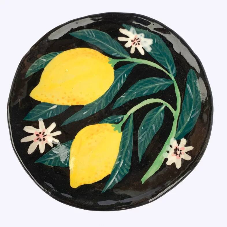 Ceramic plate by Togetherness